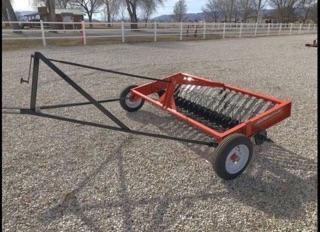 HS 150 Hay Fluffer